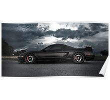 Acura NSX Poster