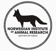 Norwegian Institute of Animal Research Kids Tee