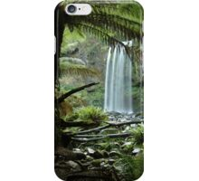 Hopetoun Falls, Otway Ranges iPhone Case/Skin