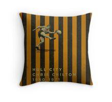 Chris Chilton - Hull City Throw Pillow