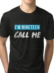 Nineteen Tri-blend T-Shirt