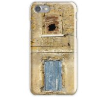 Draught Excluder Failure iPhone Case/Skin