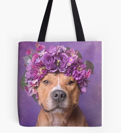 Flower Power, JD Tote Bag