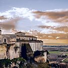 Saint Mary in the Castle - Tarquinia (IT) by Marco Borzacconi