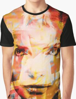 DEBBIE HARRY BLONDIE Graphic T-Shirt