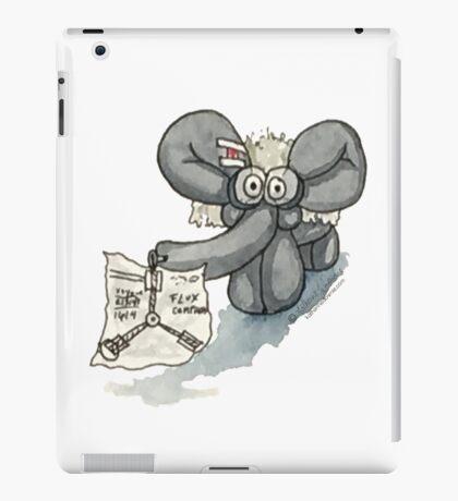 Doc Elephant Brown iPad Case/Skin