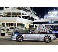 The new Aston Martin DB9 Volante Photographic Print