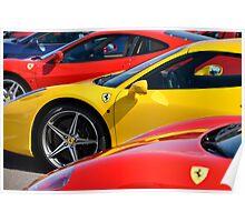 Ferrari ... Poster