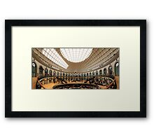 Leeds Corn Exchange Framed Print