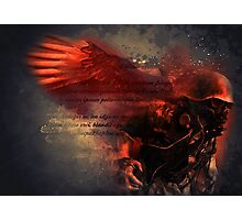 Death Soldier  Photographic Print