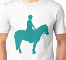Mounted Games Pony Unisex T-Shirt