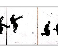 Ministry of silly walks by TimConstable