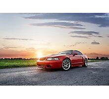 2004 Ford SVT Mustang Cobra Photographic Print