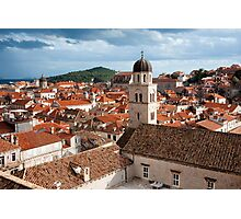 Dubrovnik Old City Photographic Print