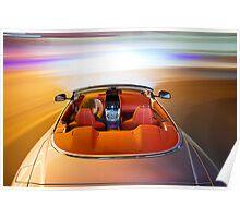 The new Aston Martin DB9 Volante Poster