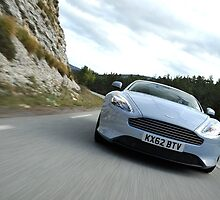 The new Aston Martin DB9 by M-Pics