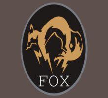 fox hound logo by DANNYD86