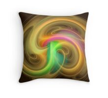Ying Yang or Ding Dong or what...? Throw Pillow
