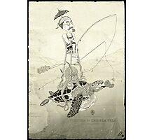 Seaman's Holidays Photographic Print