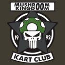 Mushroom Kingdoom Kart Club by Baardei