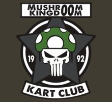 Mushroom Kingdoom Kart Club by Baardei