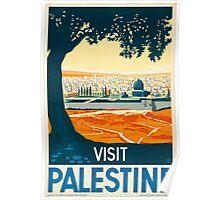 Vintage poster - Palestine Poster