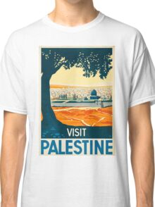 Vintage poster - Palestine Classic T-Shirt