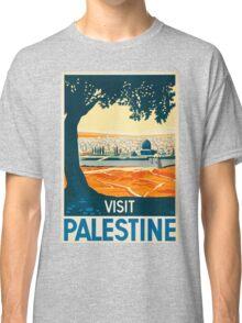 Vintage poster - Palestine Classic T-Shirt