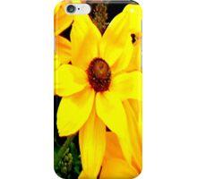 """Yellow Flower""  iPhone Case/Skin"