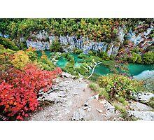 Plitvice Lakes National Park Photographic Print