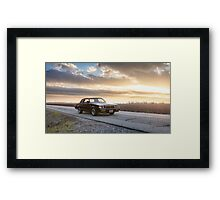 1985 Buick Grand National Framed Print