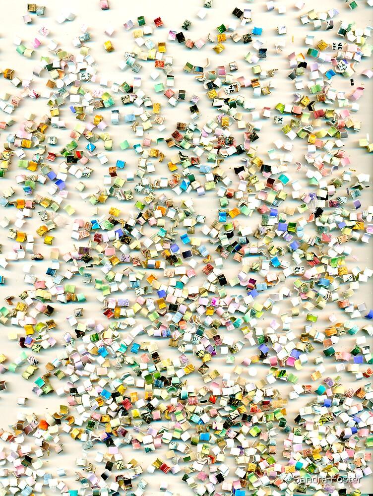 Confetti by Sandra Foster