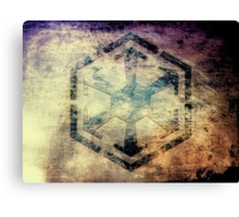 Imperial Hazmat Canvas Print