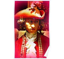 W.A. Mozart Poster