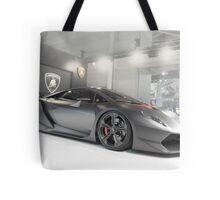 Lamborghini Sesto Elemento Tote Bag