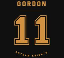 Gotham Knights Jersey - Barbara Gordon by strawtography