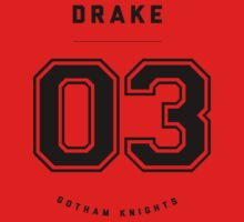 Gotham Knights Jersey - Tim Drake by strawtography