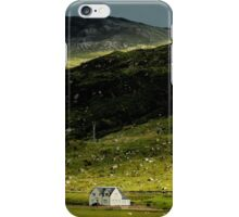 Valley House iPhone Case/Skin