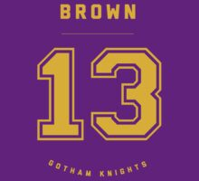 Gotham Knights Jersey - Stephanie Brown by strawtography