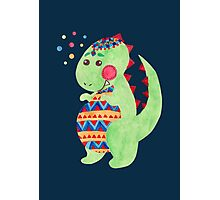 Egg Dino Photographic Print