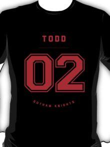 Gotham Knights Jersey - Jason Todd T-Shirt