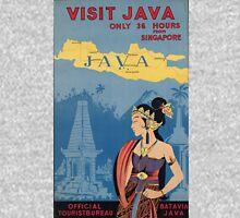 Vintage poster - Java Unisex T-Shirt