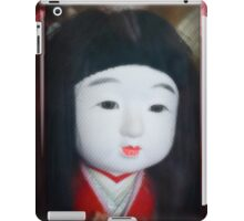 Japanese Doll iPad Case/Skin