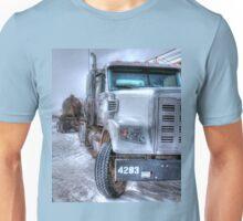 Big old Freightliner. Unisex T-Shirt