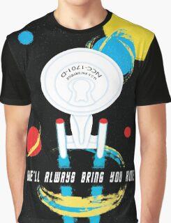 My Lady Enterprise Graphic T-Shirt