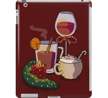 Holiday Drinks iPad Case/Skin