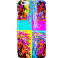 """""""Faces of Eve"""" by Chip Fatula iPhone Case/Skin"""