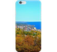 Coastal Duluth in Autumn 2  iPhone Case/Skin