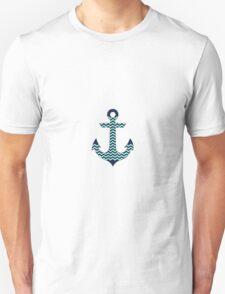Chevron Anchor T-Shirt