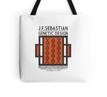 JF SEBASTIAN GENETIC DESIGN - Blade Runner Tote Bag